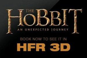 世界初HFR(High Frame Rate) = 48fpsによる3D映画『The Hobbitホビット』(2011)三部作