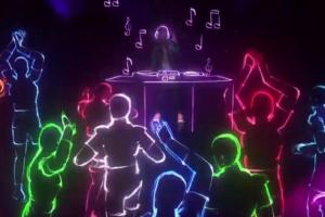 スケッチャーズTV-CM『S Lights』(2020)