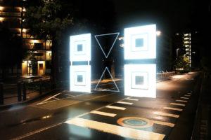 Tao Tajima  『Night Stroll』(2019) モーションデザインのひとつの在り方