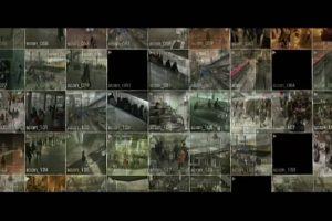 MotionDesign史に残る大傑作『踊る大捜査線 THE MOVIE 2  レインボーブリッジを封鎖せよ!』(2003) OPタイトル 監督は耶雲哉治。