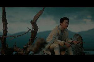 大林組CM『つくるを拓く』(2020) 佐藤健とCG類人猿が人類の未来を語る